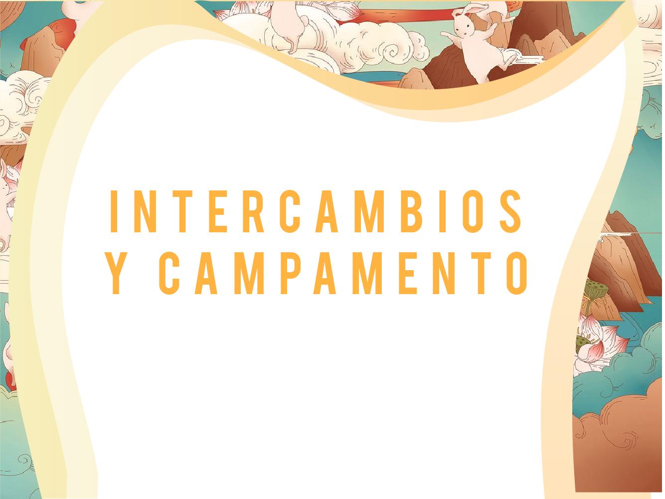 Banner Intercambios y Campamento COnfucio Mobile
