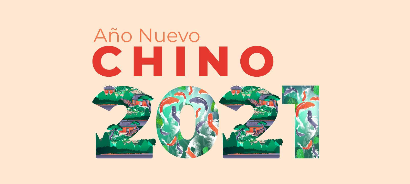 Año Nuevo chino 2021 - Edición Virtual